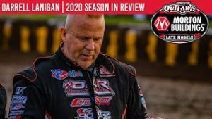 Darrell Lanigan   2020 World of Outlaws Morton Buildings Late Model Series Season In Review