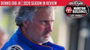 Dennis Erb Jr   2020 World of Outlaws Morton Buildings Late Model Series Season In Review