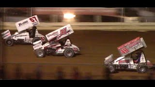 410 Sprint Car Feature | PA Speedweek | Kevin Gobrecht Memorial | Lincoln Speedway | 6/27/2020