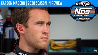 Carson Macedo | 2020 World of Outlaws NOS Energy Drink Sprint Car Series Season in Review