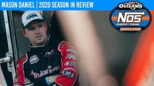 Mason Daniel | 2020 World of Outlaws NOS Energy Drink Sprint Car Series Season in Review