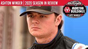 Ashton Winger | 2020 World of Outlaws Morton Buildings Late Model Series Season In Review