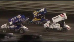 World of Outlaws Sprint Cars Feature | Knoxville Raceway | 8/13/2020