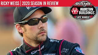 Ricky Weiss | 2020 World of Outlaws Morton Buildings Late Model Series Season In Review