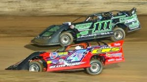 Super Late Model Feature   Stateline Speedway   7-11-20