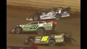Lucas Oil Late Model Dirt Series Feature | Port Royal Speedway | 8/27/2020