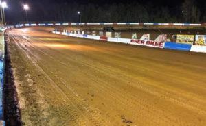 Cherokee Speedway Has a Patriotic Look