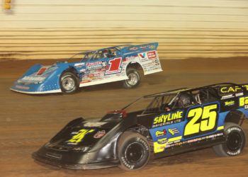 Sheppard and Clanton Battle Side-by-side