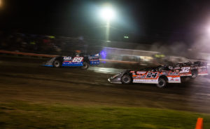 Battle for the Top spot at Farmer City