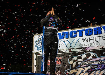 Sheppard wins at Mississippi Thunder