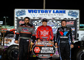 Dairyland Showdown Night 2 Podium