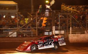 Dillard Wins Firecracker 100