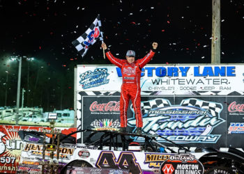 Madden wins Dairyland Showdown