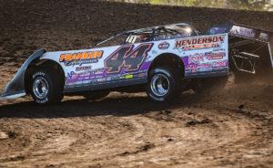 Madden rips around Boone Speedway