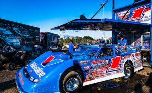 Brandon Sheppard at Circle City Raceway