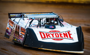 Madden rumbles down Port Royal front stretch