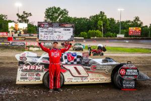 Rick Eckert wins at Plymouth