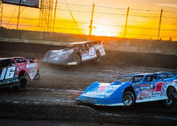 The WoO Late Models are going to Orange County Fair Speedway