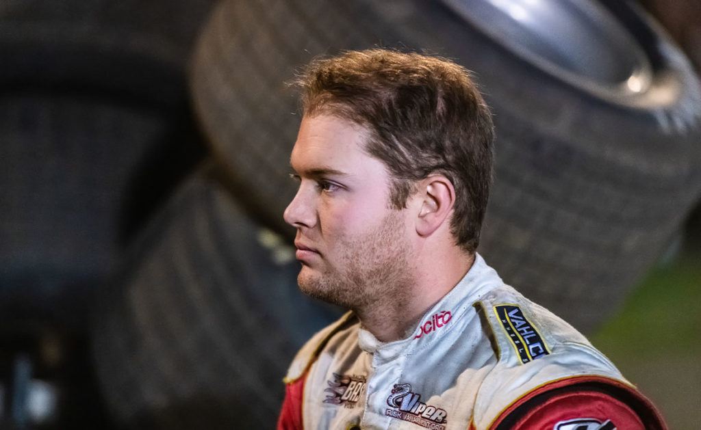 Bobby Pierce is searching for his first Prairie Dirt Classic win