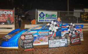 Sheppard wins at Williams Grove