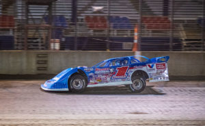 Sheppard takes the checkered flag at Davenport