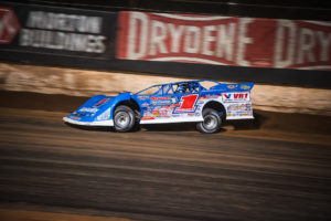 Sheppard runs 2nd at Outagamie Speedway