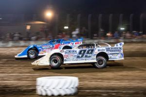 Boom Briggs passes Brandon Sheppard