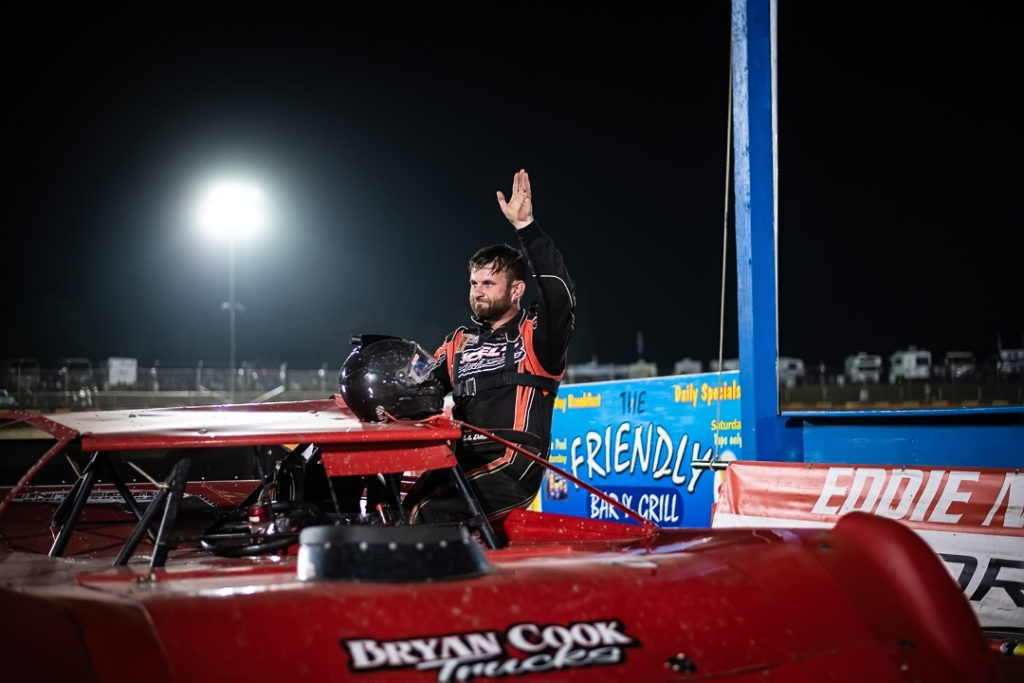 Dillard scores the pole for USA Nationals