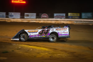 Madden finishes 2nd at Williams Grove