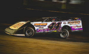 Madden races at Cedar Lake Speedway