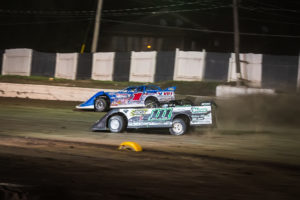Blair and Sheppard battle at Orange County