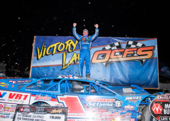 Sheppard wins at Orange County