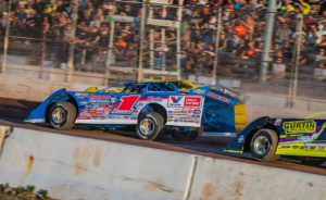 Sheppard racing at Outagamie