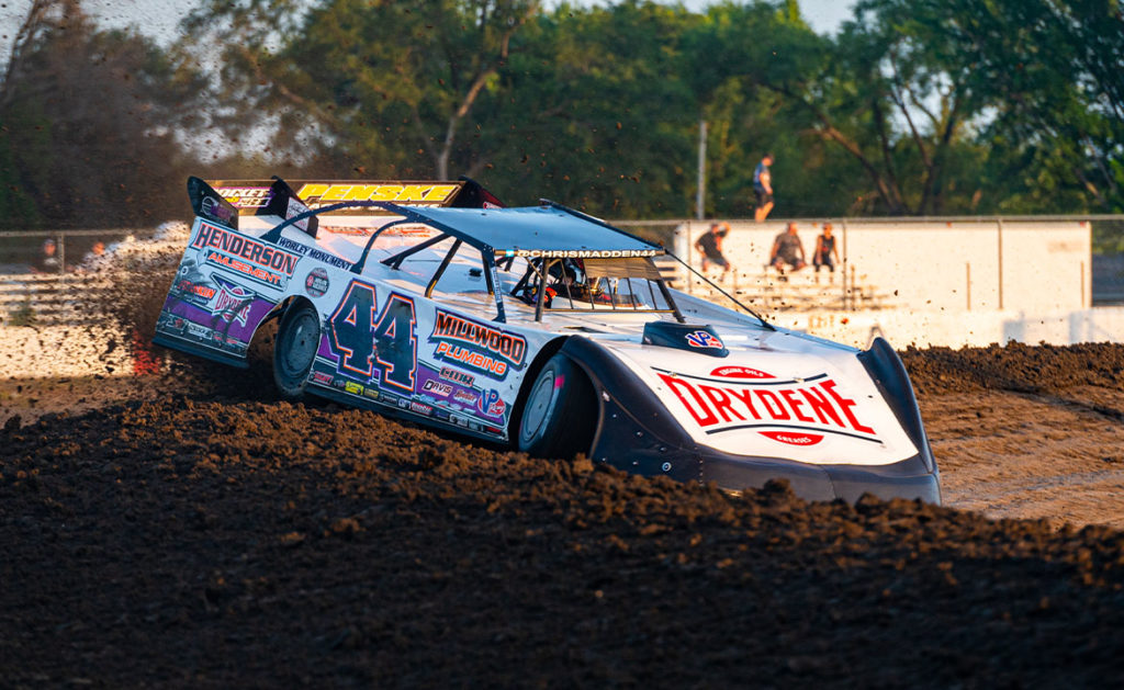 Madden looks to conquer the World at Eldora