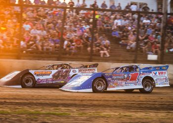 World of Outlaws prepare for October