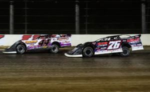 Madden leads Overton at Eldora