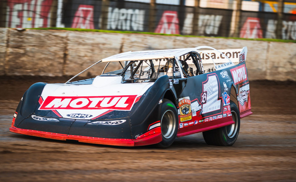 Larson's key changes have led to success